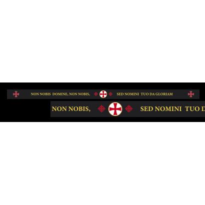pulsera Templarios 33x1.4 cm (6pz)