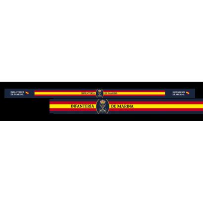 pulsera Inf. Marina 33x1.4 cm (6pz)