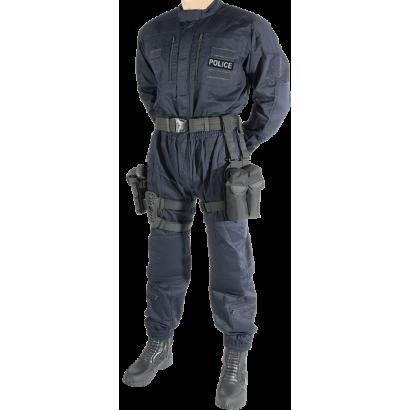 Mono Policial Azul Marino. Talla: M
