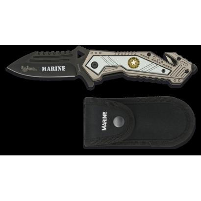 Navaja MARINE seguridad FOS.Albainox 8.5